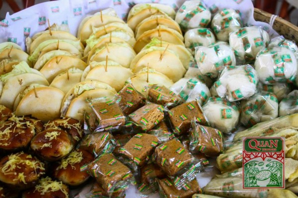 party bilao 3, QUAN NATIVE DELICACIES: A FAMILY OF FOOD FOR THE FAMILY