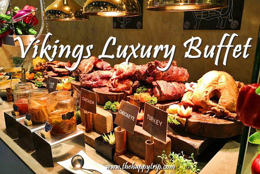 VIKINGS LUXURY BUFFET RESTAURANT, SM CITY BACOLOD | PROMO +DISCOUNTS