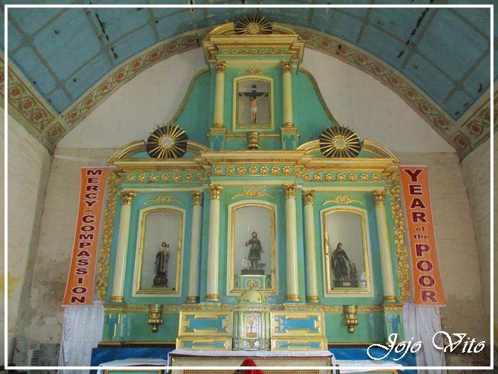 SIQUIJOR-DUMAGUETE TRIP PART 3: SAN ISIDRO LABRADOR CHURCH