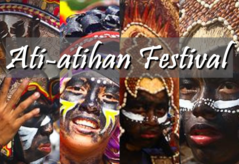 2018 KALIBO ATI-ATIHAN SCHEDULE OF ACTIVITIES