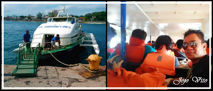 FAST CRAFT TO SIQUIJOR