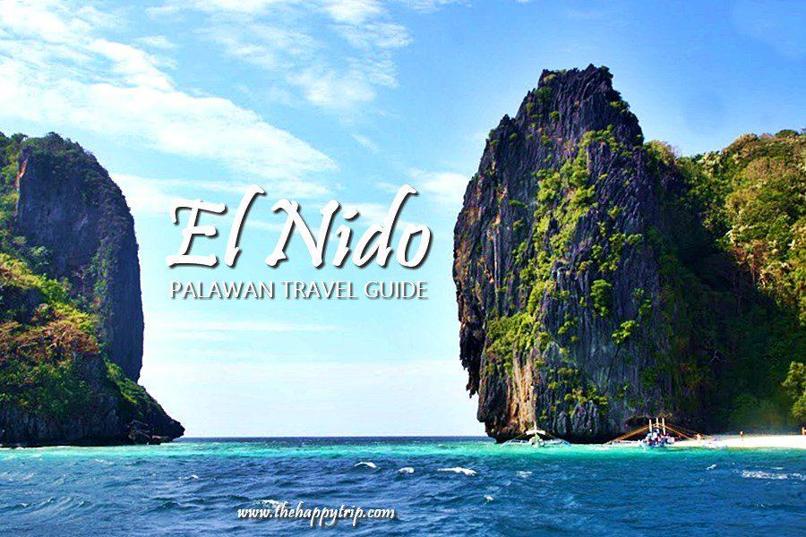 NIDO, PALAWAN TRAVEL GUIDE | BUDGET, ITINERARY