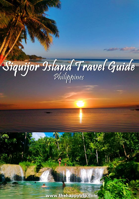 SIQUIJOR ISLAND TRAVEL GUIDE | BUDGET, ITINERARY, CHEAP HOTELS, TOURIST ATTRACTIONS