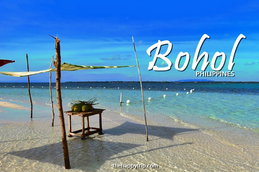 BOHOL PHILIPPINES TRAVEL GUIDE | Tourist Spots, Hotels, Itinerary, Tourist Spots