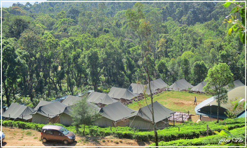 Suryanelli Campsite