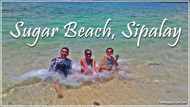 SUGAR BEACH, SIPALAY