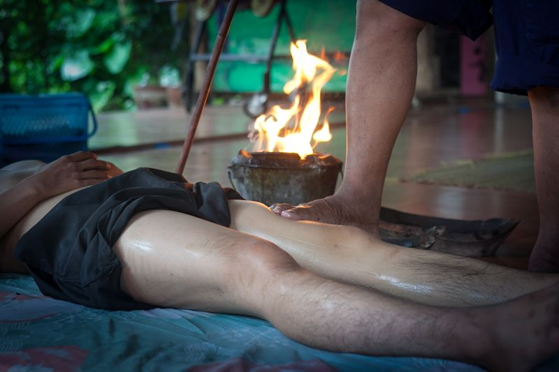 YAM KHANG FIRE MASSAGE