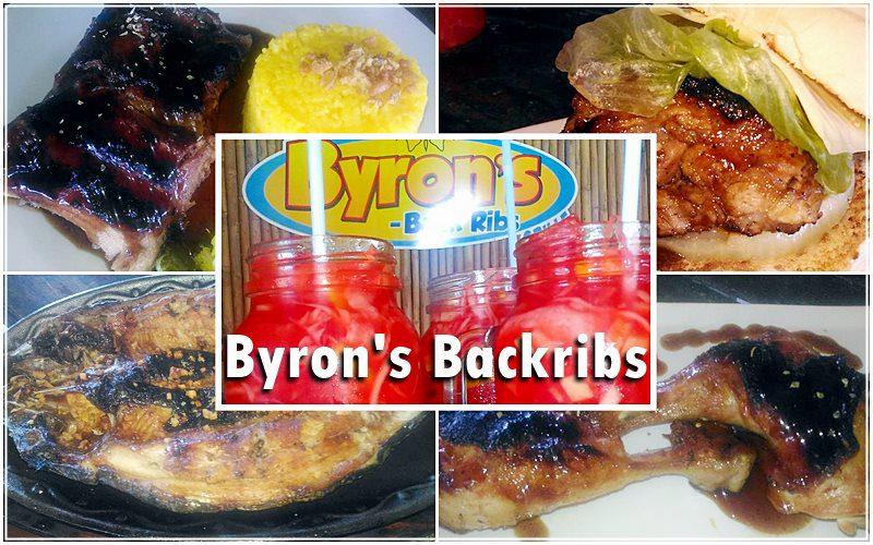 byrons,BYRON'S BACK RIBS