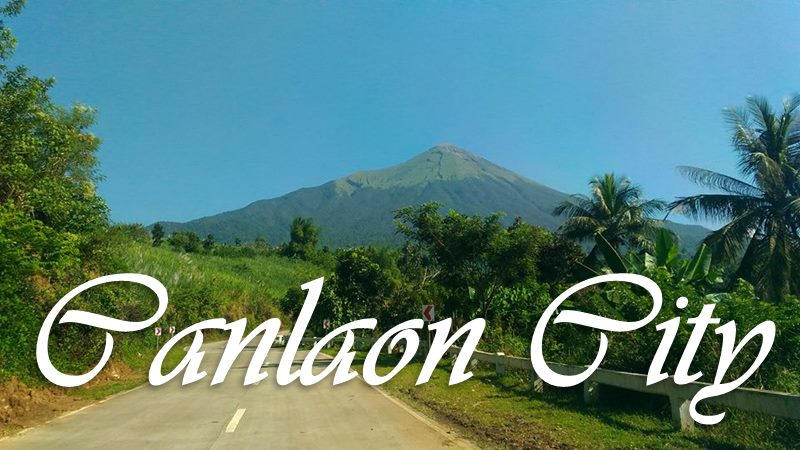 CANLAON CITY , MT. KANLAON