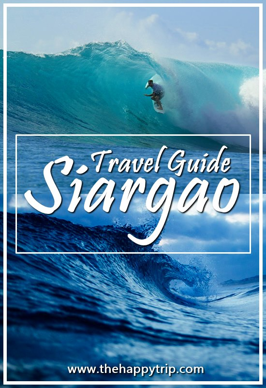 SIARGAO ISLAND TRAVEL GUIDE + TOURIST ATTRACTIONS