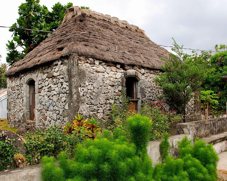 House of Dakay,Batan Island