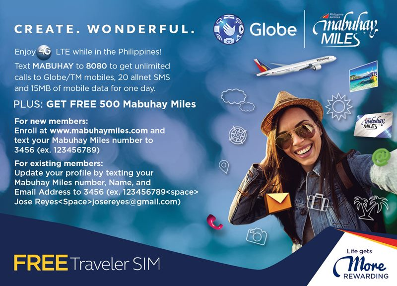 FREE TRAVELER SIM CARDS
