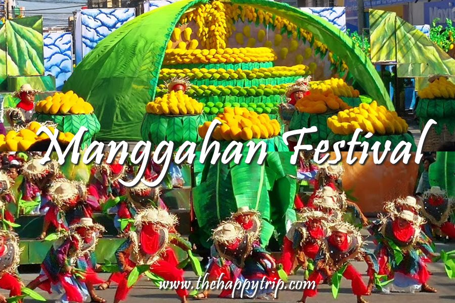 GUIMARAS MANGGAHAN FESTIVAL SCHEDULE OF EVENTS