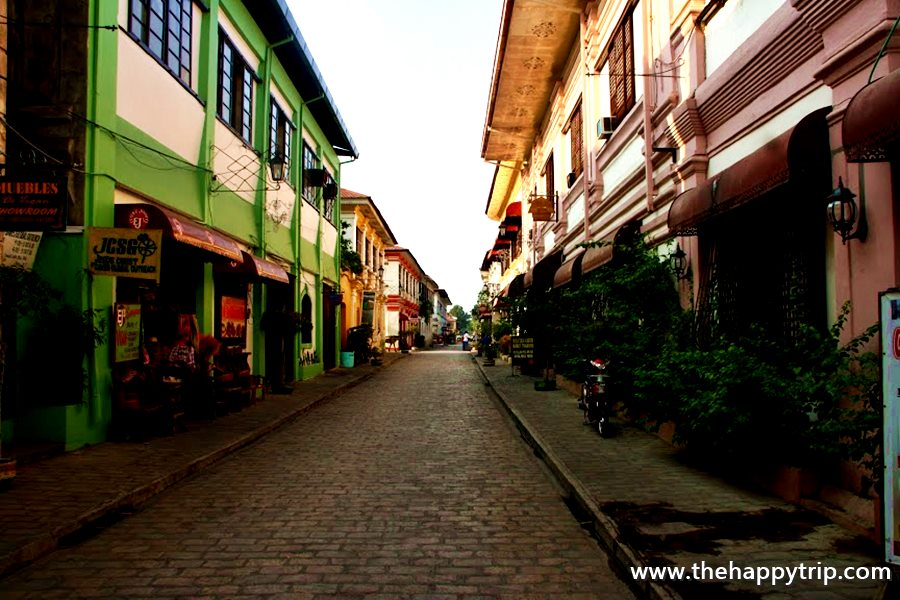 VIGAN TOURIST SPOTS + TRAVEL GUIDE | ILOCOS SUR ,PHILIPPINES