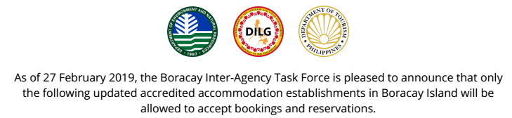 DOT Accredited Hotels