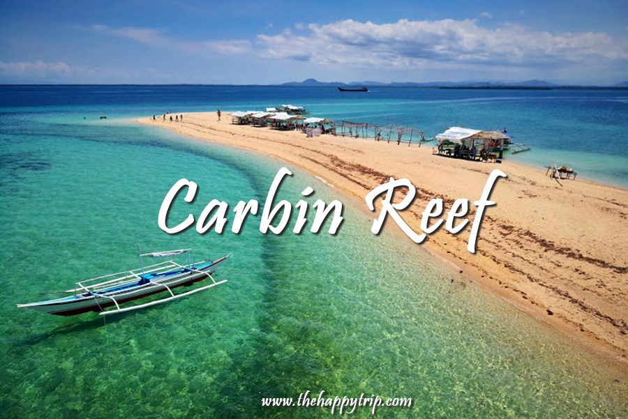 CARBIN REEF , SAGAY TRAVEL GUIDE