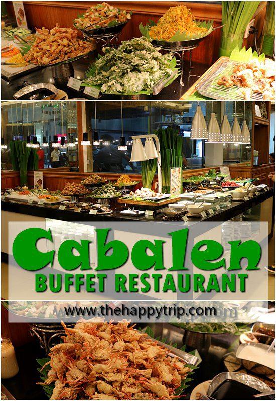 FOOD TRIP AT CABALEN BUFFET RESTAURANT