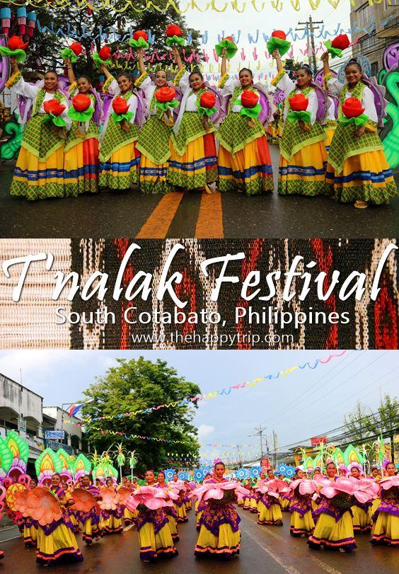 T'NALAK FESTIVAL + SOUTH COTABATO TRAVEL GUIDE