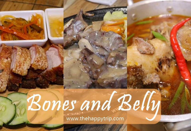 MUST TRY BACOLOD RESTAURANT | BONES AND BELLY