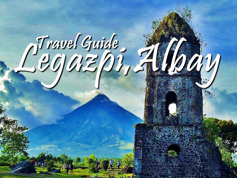Tourist Spots in Legazpi Albay + Hotels