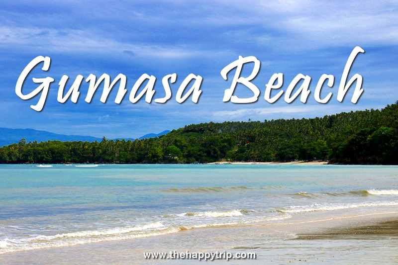 Enjoy Gumasa Beach in Saranggani