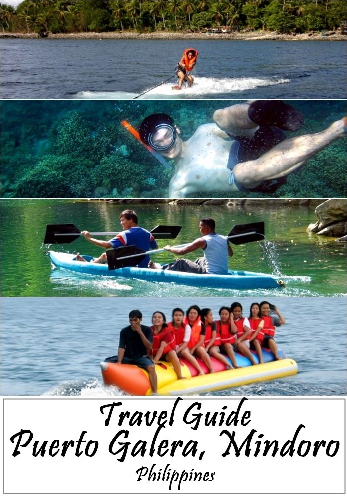 PUERTO GALERA TRAVEL GUIDE | TOURIST ATTRACTIONS, RESORTS, DIVE SHOPS
