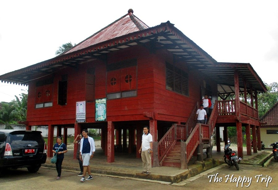 KenkanaLepus Traditional House