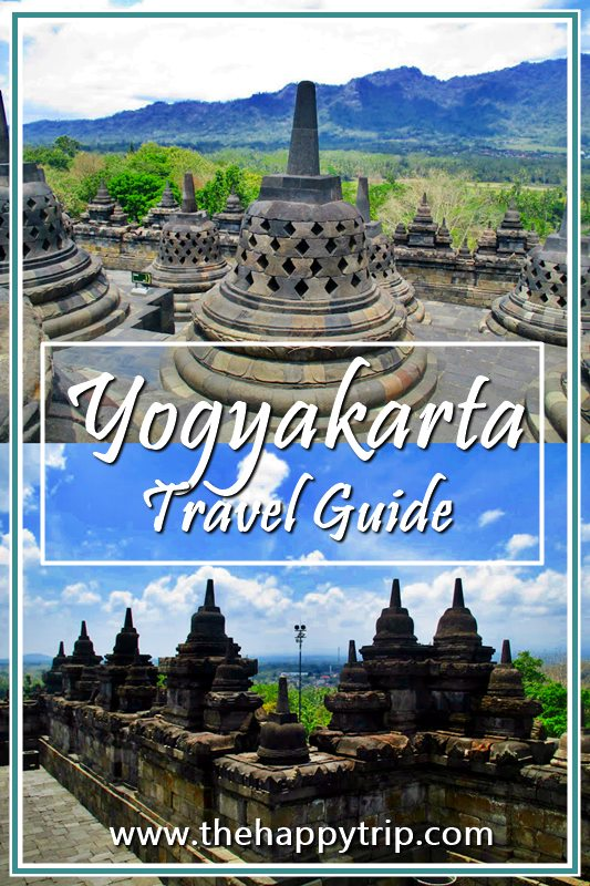 2018 YOGYAKARTA, INDONESIA TRAVEL GUIDE | ITINERARY, TOURIST ATTRACTIONS,BUDGET HOTELS