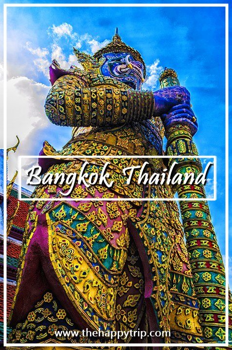 BANGKOK, THAILAND TRAVEL GUIDE | ITINERARY, SHOPPING, BUDGET HOTELS, TOURIST ATTRACTIONS