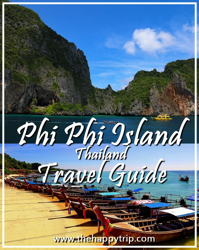 Phi Phi: Island Paradise Off the Coast of Thailand