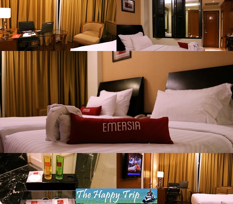 EMERSIA HOTEL & RESORT | LAMPUNG, INDONESIA