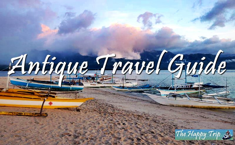 ANTIQUE PHILIPPINES TRAVEL GUIDE | TOURIST SPOTS