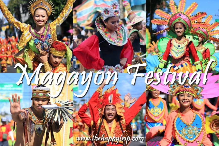 MAGAYON FESTIVAL SCHEDULE OF ACTIVITIES