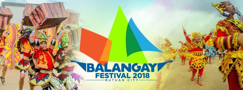 2018 BALANGAY FESTIVAL SCHEDULE OF ACTIVITIES
