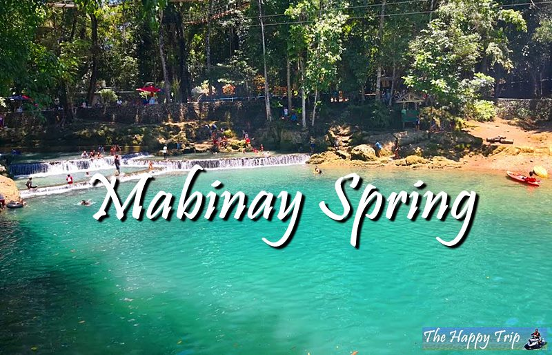 2018 MABINAY SPRING, NEGROS ORIENTAL TRAVEL GUIDE