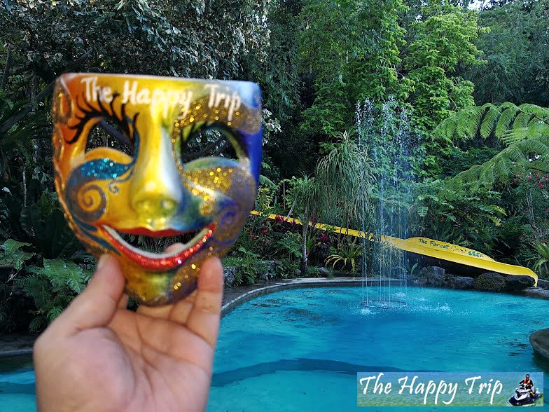The Happy Trip's Jo-Joy ,The Traveling Mask