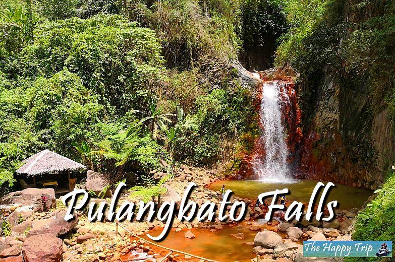 PulangBato Falls, Valencia