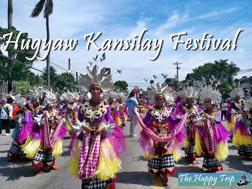 HUGYAW KANSILAY FESTIVAL   SCHEDULE OF ACTIVITIES