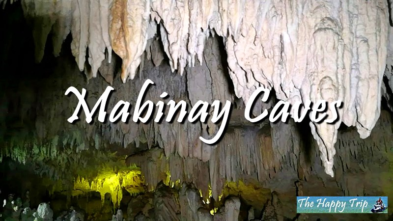MABINAY CAVES , NEGROS ORIENTAL TRAVEL GUIDE