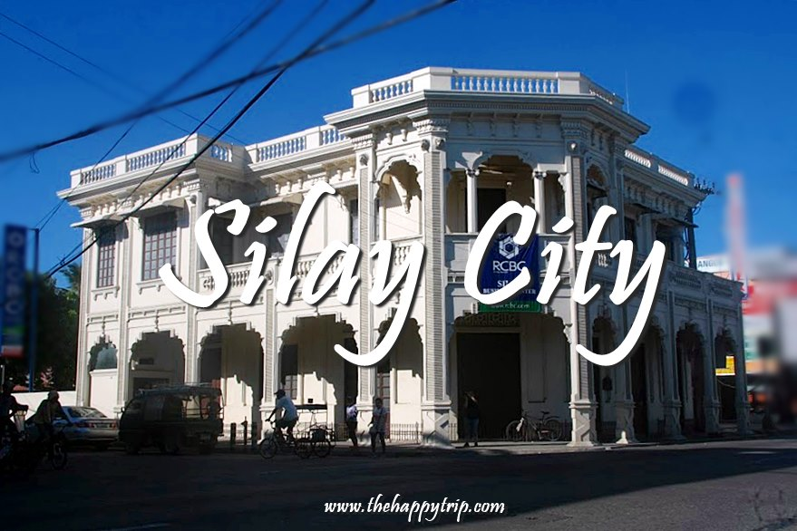 Silay City Tourist Spots/Attractions