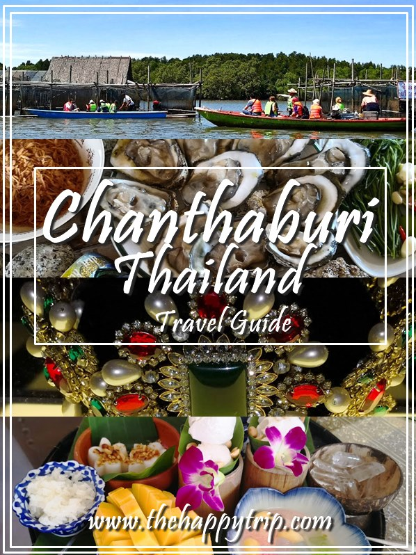CHANTHABURI, THAILAND TRAVEL GUIDE | TOURIST ATTRACTIONS, LIST OF HOTELS