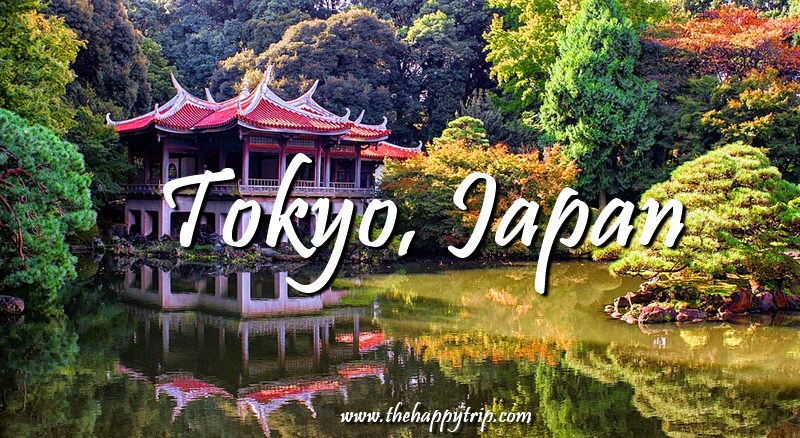 TOKYO, JAPAN TRAVEL GUIDE | TOURIST ATTRACTIONS