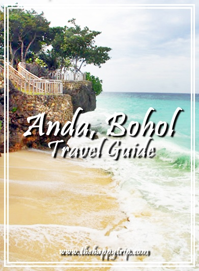 ANDA, BOHOL TRAVEL GUIDE | TOURIST ATTRACTIONS, LIST OF RESORTS
