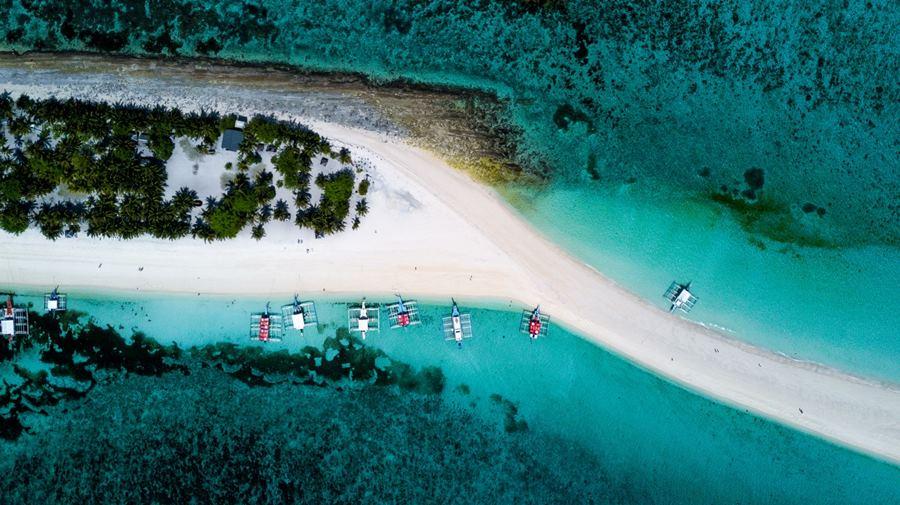 Kalanggaman Island Leyte, Philippines | Location