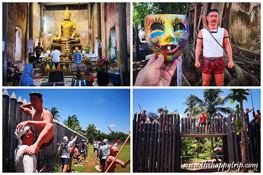 RATCHABURI, THAILAND TRAVEL GUIDE | TOURIST ATTRACTIONS, ITINERARY