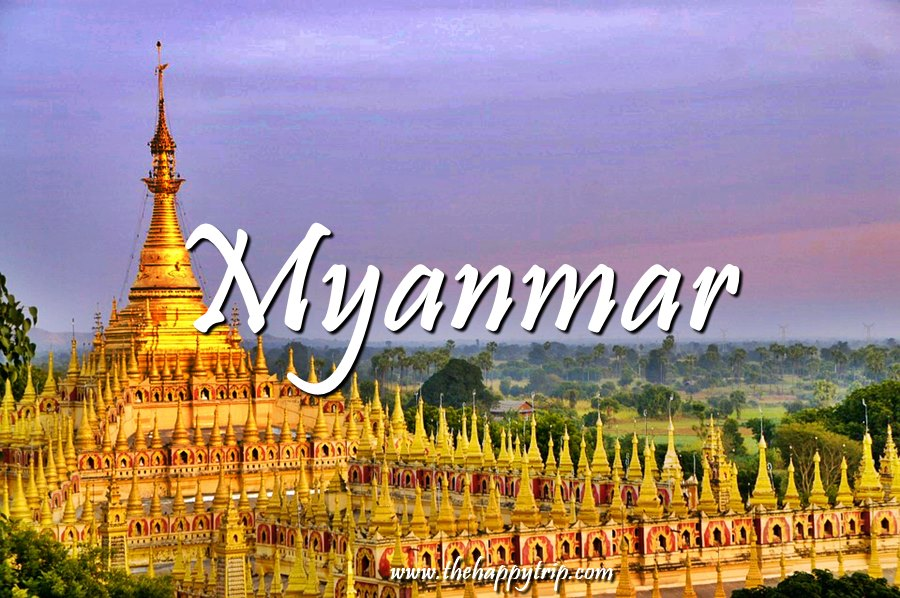 TOP TRAVEL DESTINATIONS IN MYANMAR