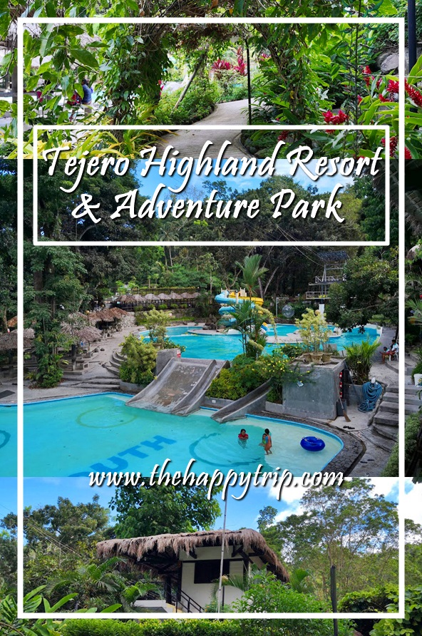 OVERNIGHT GETAWAY AT TEJERO HIGHLAND RESORT AND ADVENTURE PARK ,VALENCIA ,NEGROS ORIENTAL