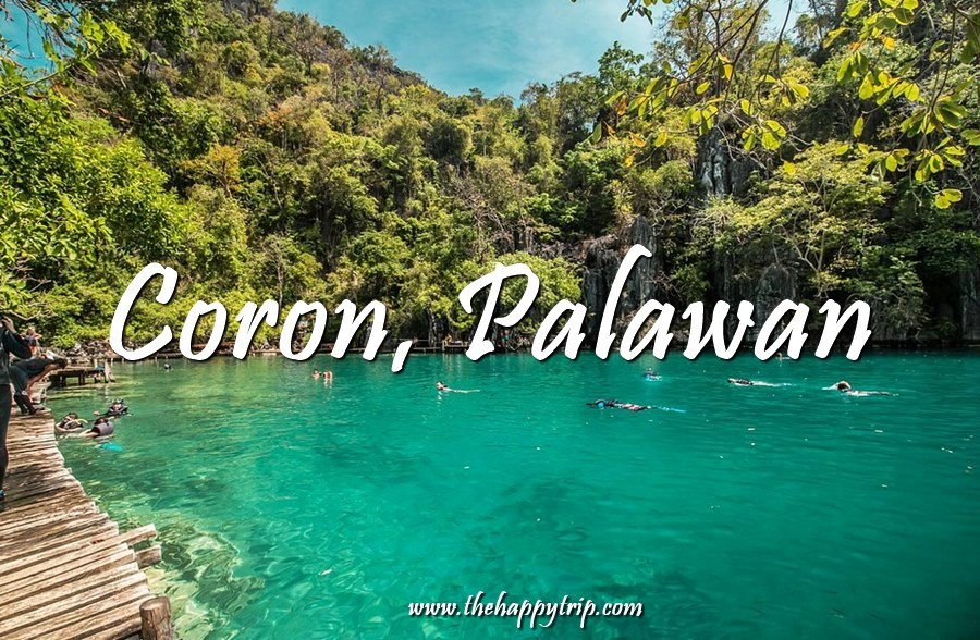 2020 Coron Palawan Travel Guide Tourist Attractions