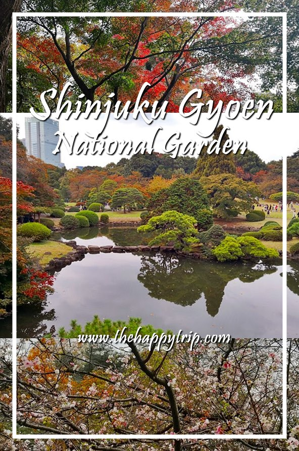 2018 SHINJUKU GYOEN NATIONAL GARDEN TRAVEL GUIDE | TOKYO, JAPAN