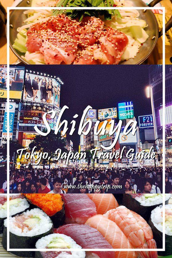 SHIBUYA, TOKYO TRAVEL GUIDE | ATTRACTIONS